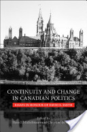 Continuity and Change in Canadian Politics