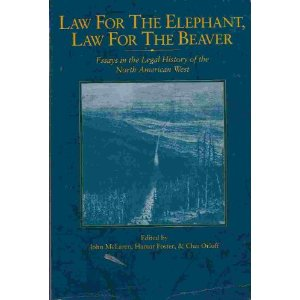 Law for the Elephant